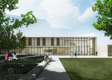 institute of design and construction school buildings educational architecture e architect