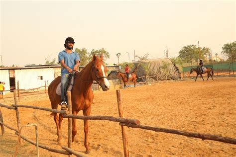 riding horse academy hyderabad