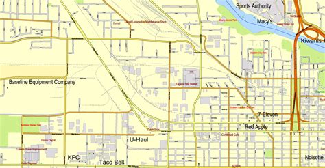 home design eugene oregon eugene springfield oregon pdf map us exact vector