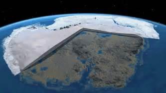 pyramids of antarctica a certain possibility