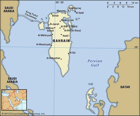 Bahrain | History, Language, & Maps | Britannica