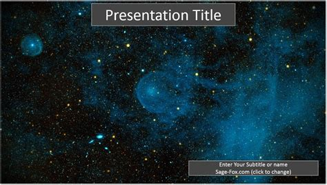 templates space powerpoint free space powerpoint template 8306 sagefox powerpoint