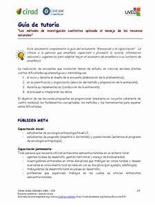 Ve Guide Tuteur Form Enquete Avril13 Cma Pdf