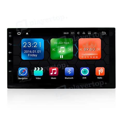 android autoradio 1 din autoradio 2 din gps android 8 1 player top