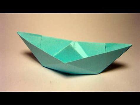 Origami Boat Jo Nakashima by Traditional Origami Boat Barquinho De Origami