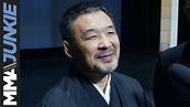 Kazushi Sakuraba explains what makes MMA great, jokes he ...