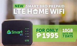 Smart Home Wlan : enjoy the fastest lte connections at home with smart bro ~ Lizthompson.info Haus und Dekorationen