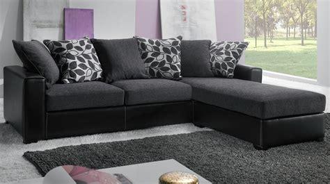canapé tissu pas cher canape angle pas cher occasion maison design bahbe com