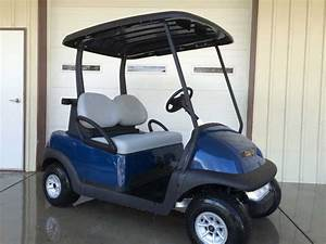 Refurbished Golf Cars