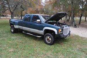 Sell Used 1993 Chevy Cummins K3500 In Adkins  Texas