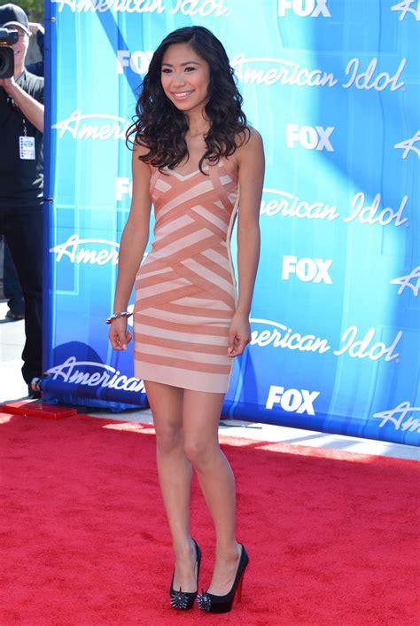 caitlin sanchez sexy jessica sanchez photos photos fox s quot american idol 2012