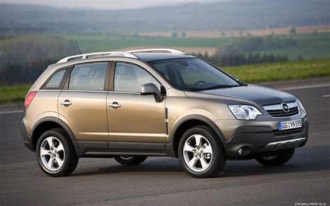 opel antara 2007 opel antara photos informations articles
