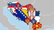 The 7 modern-day countries that used to be Yugoslavia ...