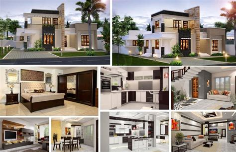 house plans modern and stylish luxury villa design everyone will like