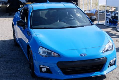 subaru blue meet subaru s new hue hyper blue autotalk