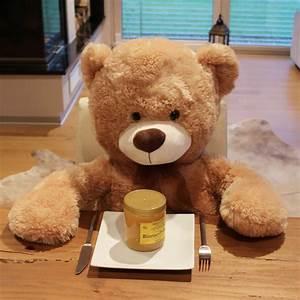 Teddybär Xxl Günstig : xxl teddyb r b r 1m gro kuscheltier teddy kuschelweich weihnachten 4053644324564 ebay ~ Orissabook.com Haus und Dekorationen