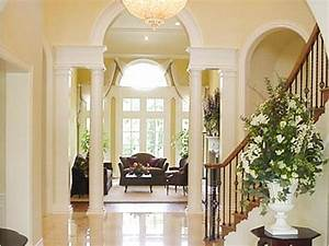 Beautiful foyer i like on pinterest foyers entryway for Beautiful foyer pictures