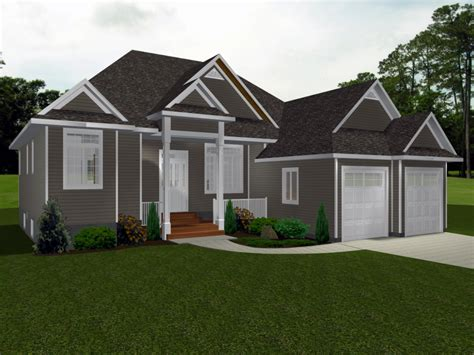 story bungalow house plans canadian bungalow house