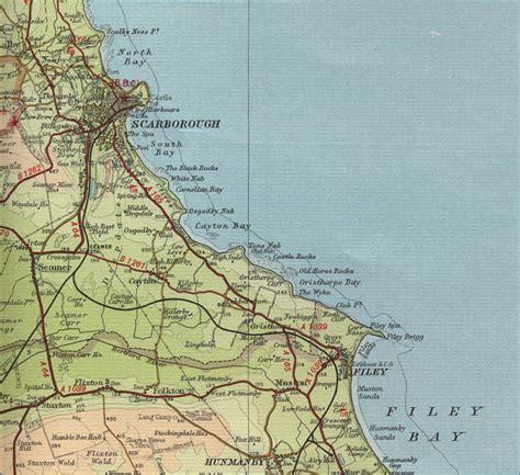 scarborough map