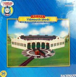 bachmann ho scale train thomas friends tidmouth sheds