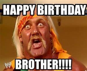 Brother In Law Meme - happy birthday brother meme with wishes and messages