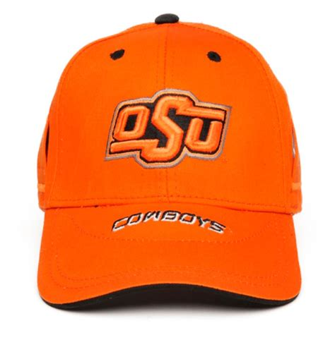 oklahoma state colors oklahoma state cowboys school color cap
