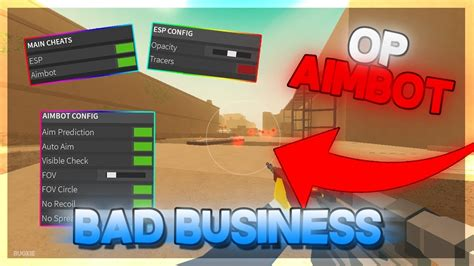 bad business roblox aimbot pastebin robux promo codes