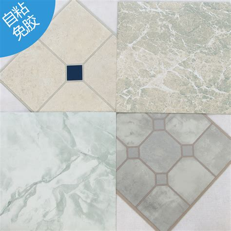 peel and stick vinyl tile style selections 12 in x 12 in tumbled peel and