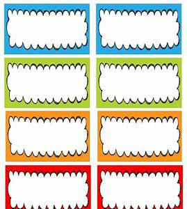 25 best ideas about name tag templates on pinterest for Name templates for preschool