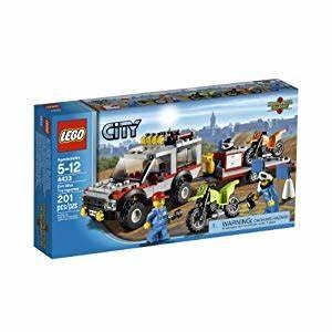 Amazon Dirt Bikes : lego city town dirt bike transporter toys games ~ Kayakingforconservation.com Haus und Dekorationen