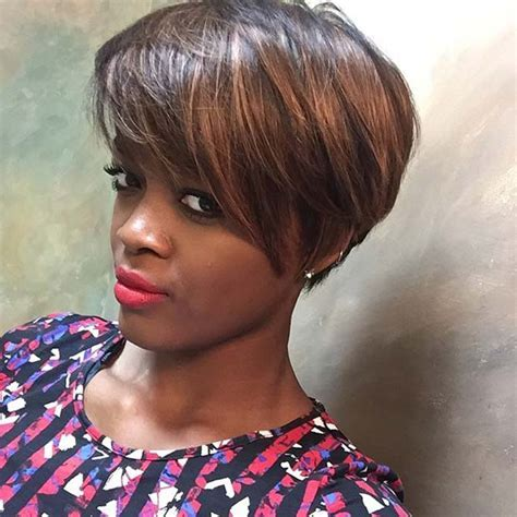 50 Short Hairstyles for Black Women   ABBUZZ