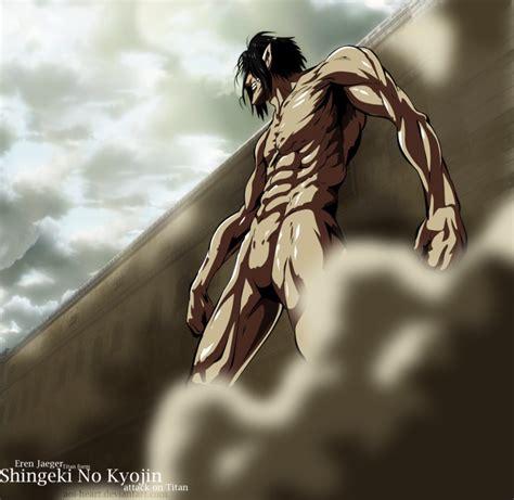 shingeki  kyojin titan eren  aoi heart  deviantart