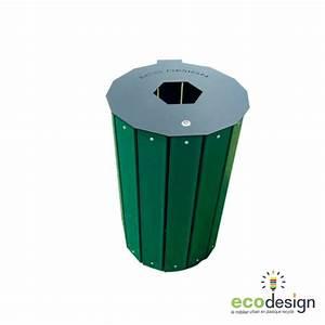 Comment Reconnaitre Plastique Abs : poubelle plastique recycl sans entretien ~ Nature-et-papiers.com Idées de Décoration