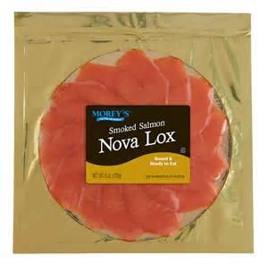 Nova Lox Smoked Salmon