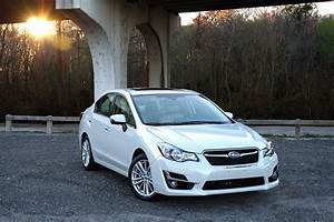 2015 Subaru Impreza 2 0i - Driven Review