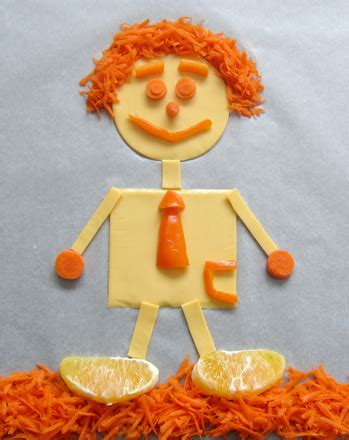 something orange activity education 948 | eat orange slide