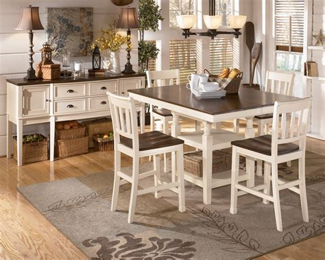 pub table sets furniture decor showroom
