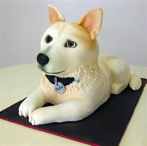 ridiculously cute dog cakes
