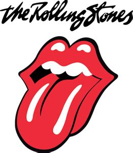 rolling stones png logo  transparent png logos
