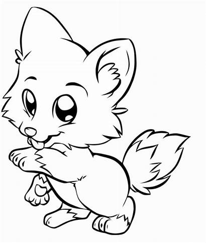 Coloring Pages Puppy Printable Puppies Sheets Animals