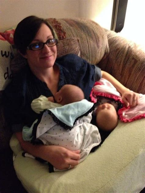 I Am A Believer In Breastfeeding As You All Know