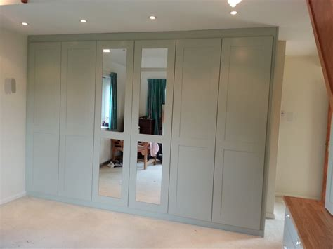 Fitted Wardrobe Doors by 15 Photo Of Solid Wood Fitted Wardrobes