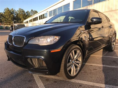 The next step towards your dream car: Pre-Owned 2010 BMW X6 M Navigation-Rearview Camera SUV in Augusta #ALK13372 | Mercedes-Benz of ...