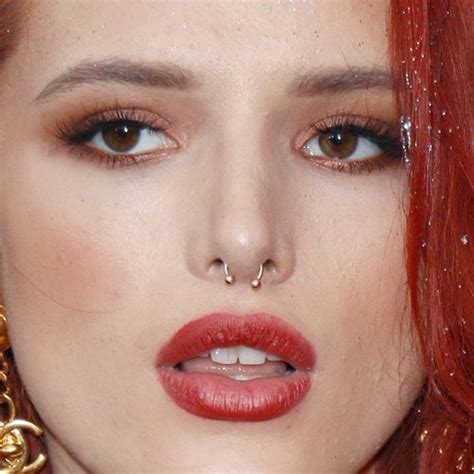 bella thornes piercings jewelry steal  style