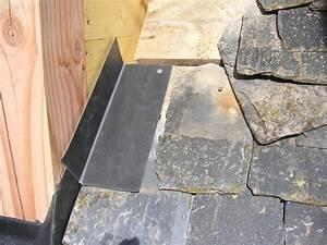 Comment Poser Une Charnière Plate : noquet zinc pour ardoise rev tements modernes du toit ~ Dailycaller-alerts.com Idées de Décoration