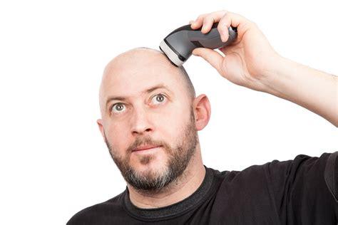 Plāni mati vīrietim! Iemesli, kāpēc vērts noskūt tos ...