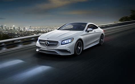 Mercedes-Benz S-Class Coupe Wallpapers and Background
