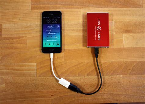 iphones lightning  usb dac jds labs blog