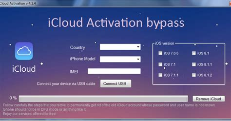 bypass activation lock iphone 4 icloud activation icloud activation bypass 100