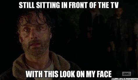 Walking Dead Season 7 Memes - 1000 images about movies stuff on pinterest rick and daryl dixon and gilmore girls